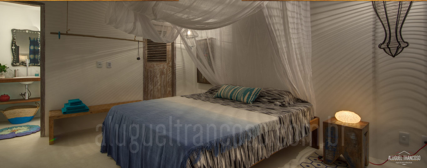 Luxury villas in Trancoso, Bahia, Brazil