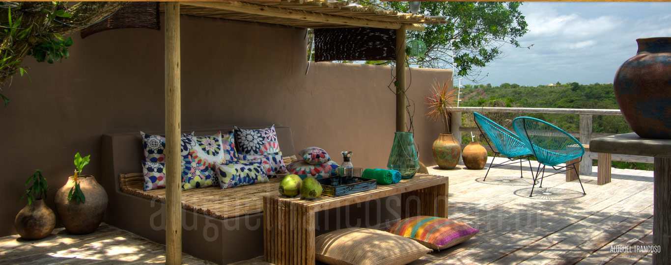 house rental trancoso