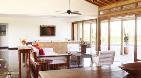 luxury villa trancoso