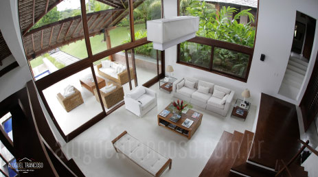 rent exclusive villas in trancoso map