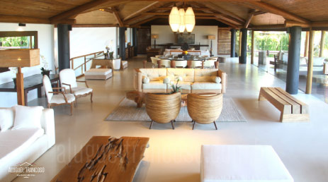 luxury villa rental trancoso club