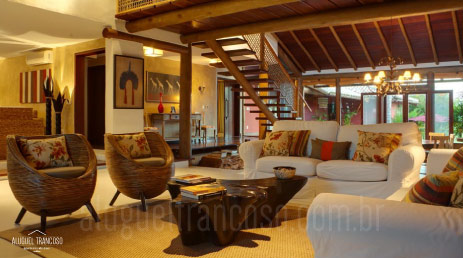 rent exclusive villas in trancoso brazil