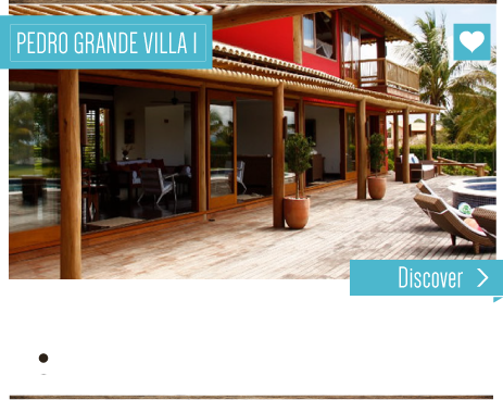 luxury villas for rent in trancoso