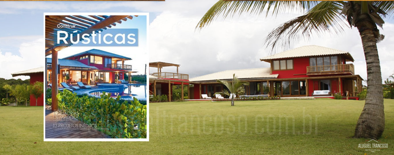 rentals in trancoso club