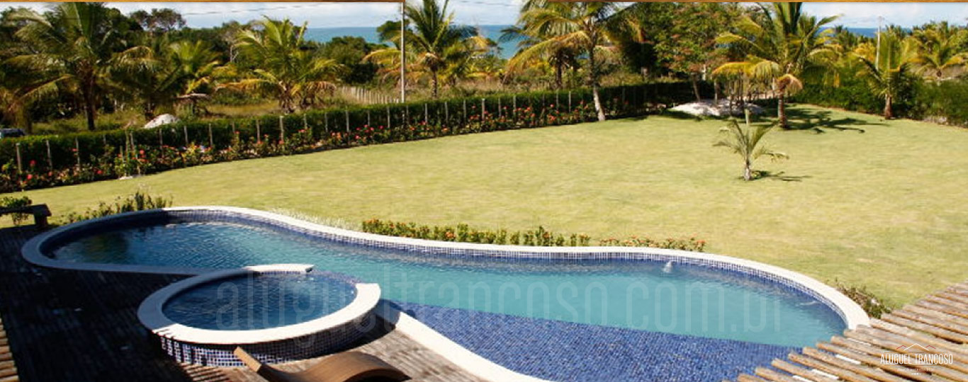rental trancoso hotels