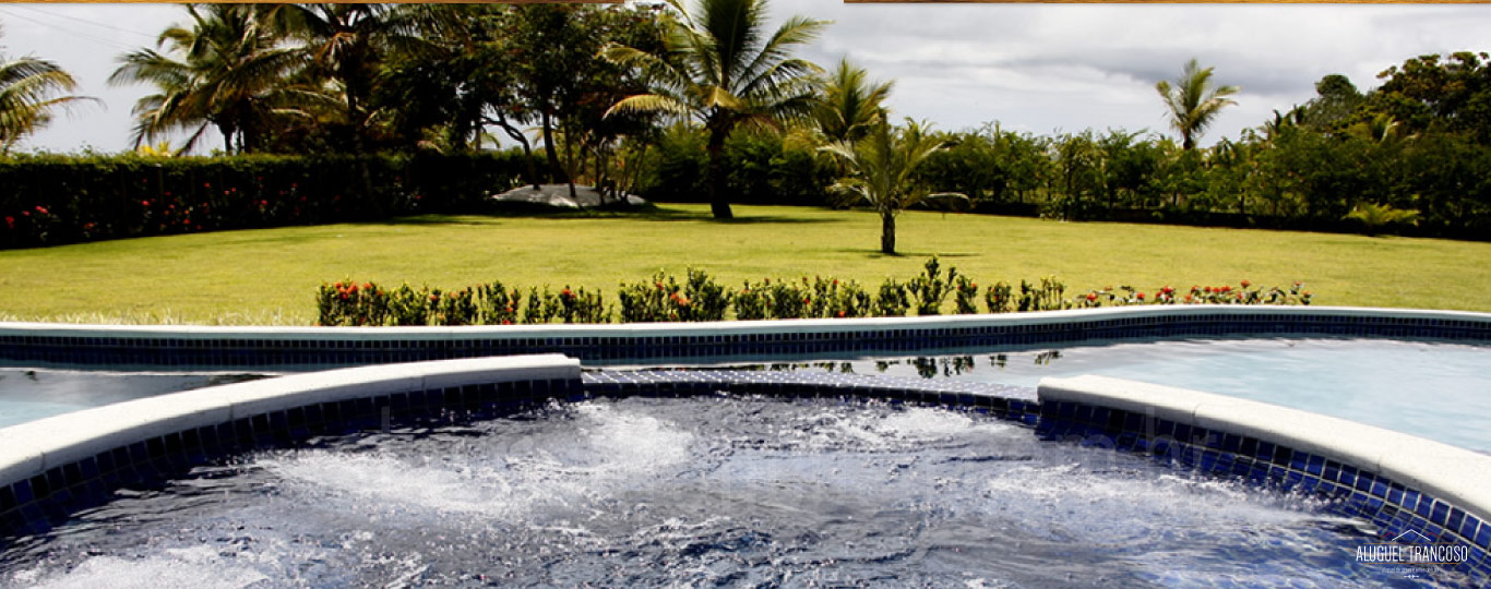 luxury villas trancoso brazil