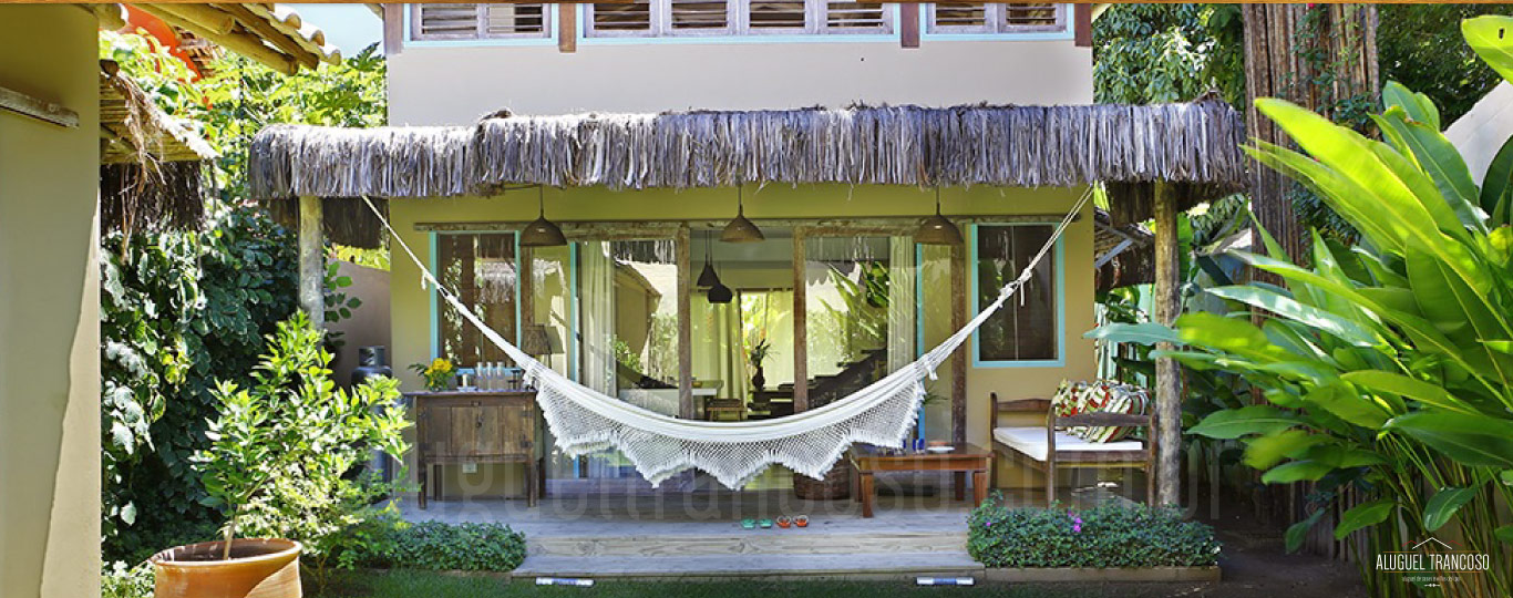 Luxury villas for rent in Trancoso, Brazil