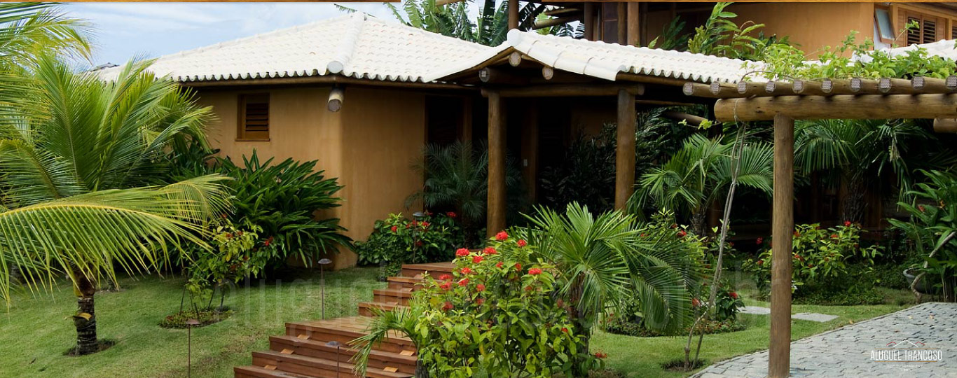 rent villas in brazil