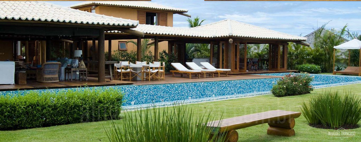 villas in brazil for rent